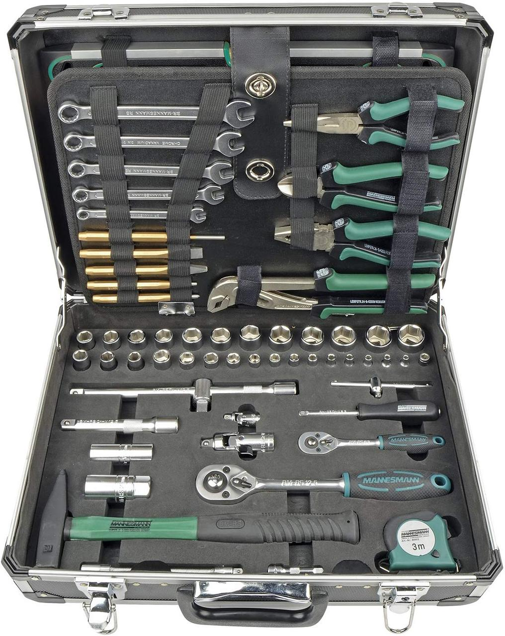 Набор инструментов Mannesmann 160pcs M29078