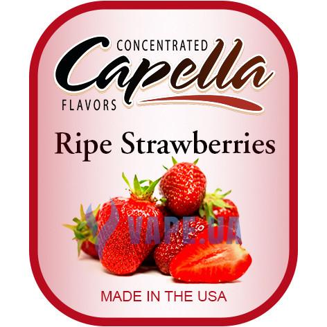Capella - Ripe Strawberries (Спелая клубника)