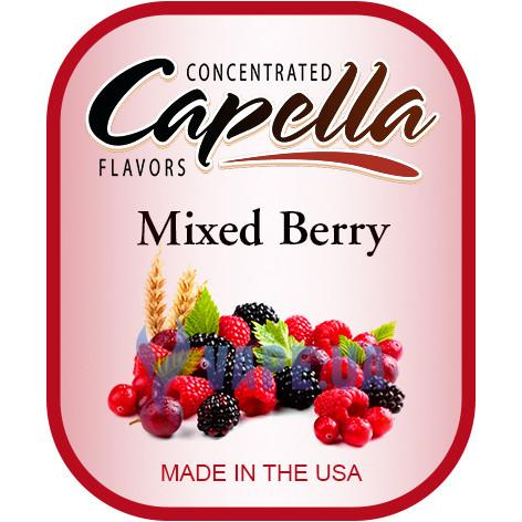 Capella - Mixed Berry (Ягоды)