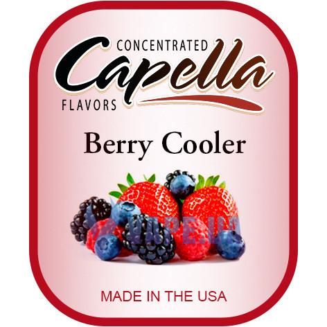 Capella - Berry Cooler (Ягодный кулер)