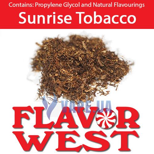 FlavorWest Sunrise Tobacco (Солнечный  табак)