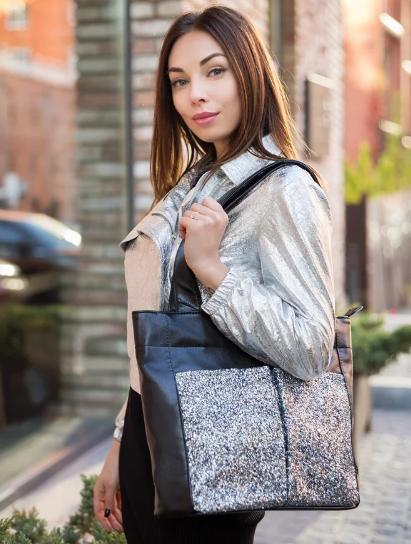 Женская сумка Тоут в расцветках