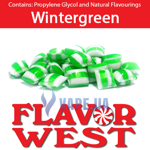 FlavorWest Wintergreen (Мятный холодок)