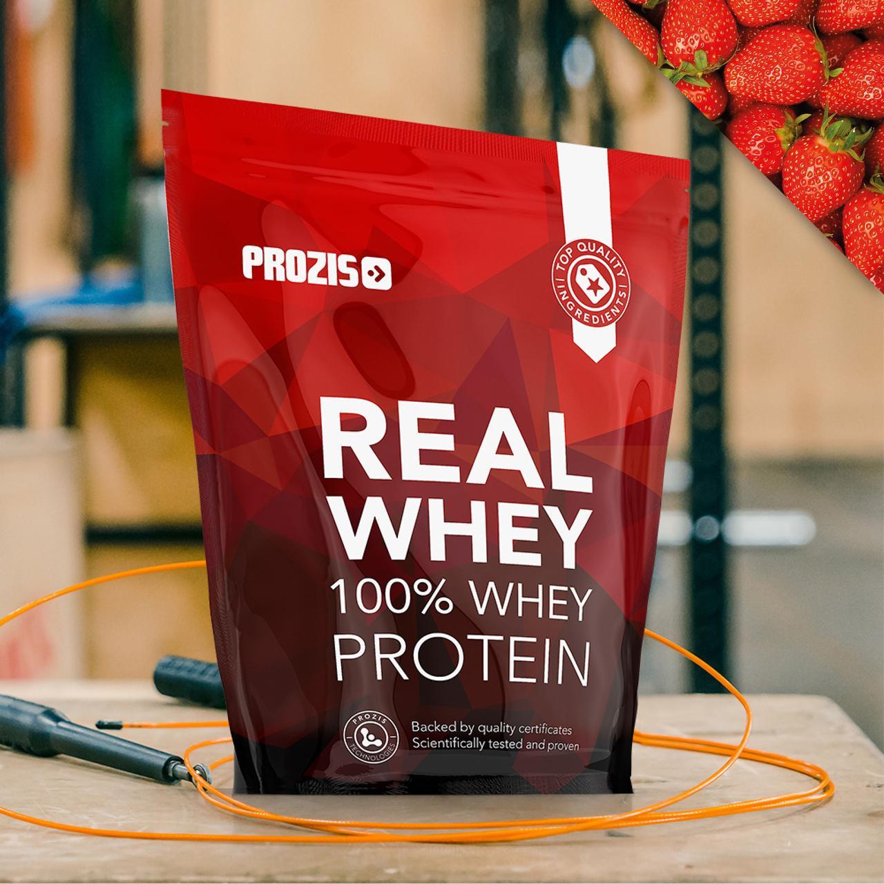 Cывороточный протеин Prozis Whey Protein 100% 1 kg