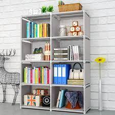Портативные  полки для книг, современный книжный шкаф