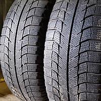 Зимние шины б/у 215/65R16 Michelin X-ice 2, 2кол, 5мм
