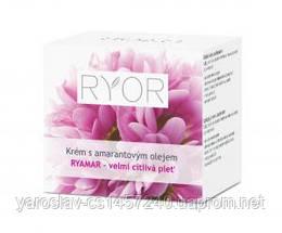 Крем с амарантовым маслом для очень чувствительной кожи , Ryor (Риор) Чехия 50 мл