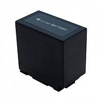 Аккумулятор Alitek для видеокамеры Panasonic CGA-D54S / CGR-D54S, 5400 mAh.