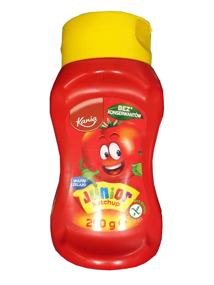 Дитячий кетчуп Kania (290g)