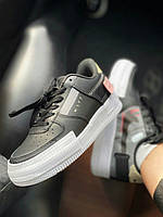 Женские кроссовки Nike Air Force 1 Type Low BLACK WHITE