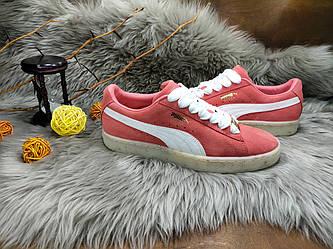 Женские кроссовки Puma Suede Classic BBoy Fabulous (36 размер) бу