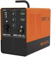 Полуавтомат инверторный DWT MIG-200 DL