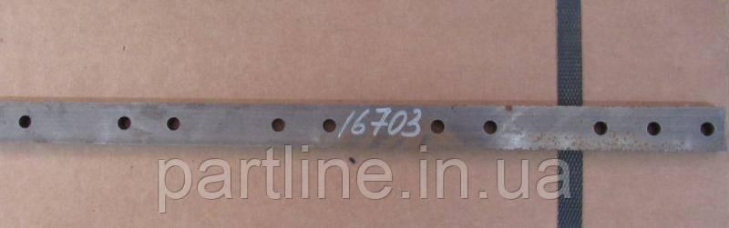 Первая секция косы John Deere  21х6х2369 мм. (Schumacher Германия)