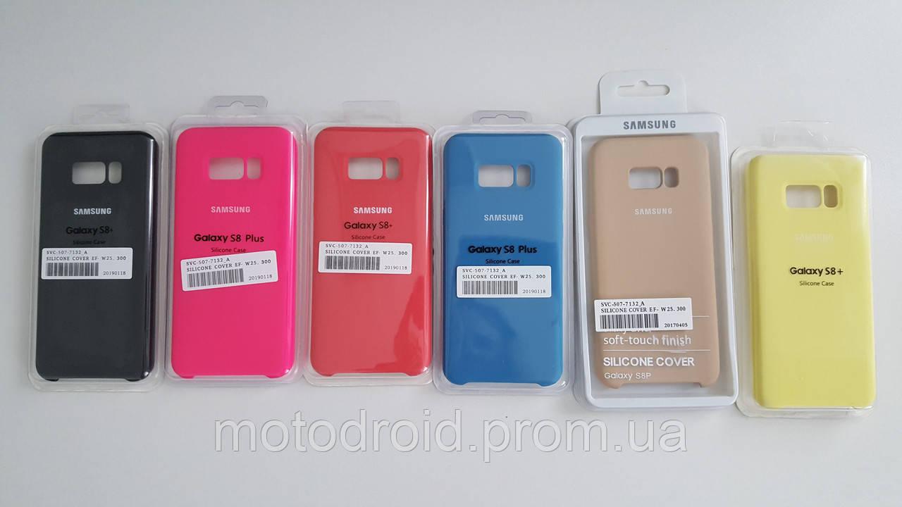 Чохол Для Samsung Galaxy S8 Plus Soft-touch
