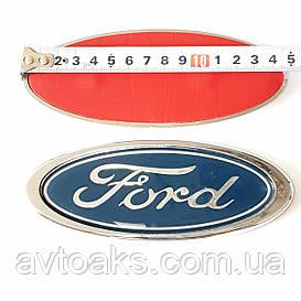 Эмблема Ford длина 150, 115, и 95 мм.