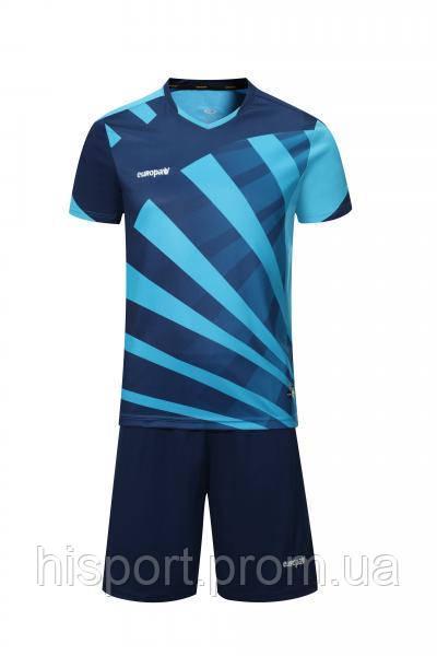 Игровая форма для команд т.сине-голубая 023 Европав
