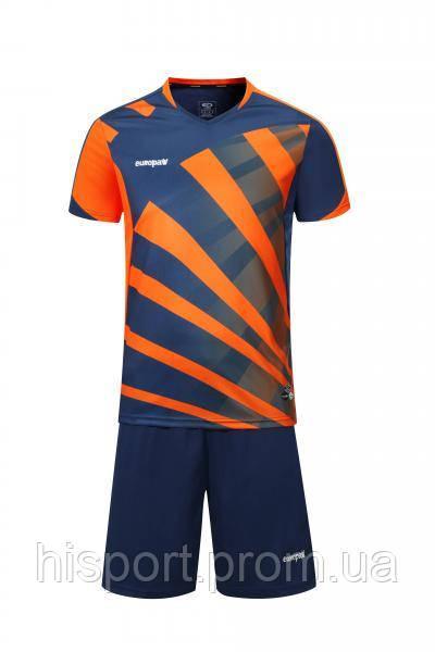 Игровая форма для команд т.сине-оранжевая 023 Европав