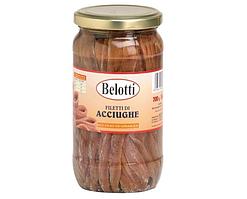 Анчоуси Filetti di Acciughe (720 грам)