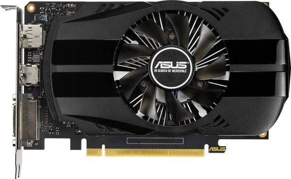 Видеокарта GeForce GTX 1650 Asus (PH-GTX1650-4G) .