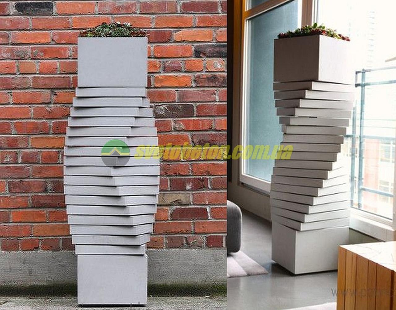 Изготовление интерьерных аксессуаров из бетона на заказ в офис настольный декор diy по чертежам.