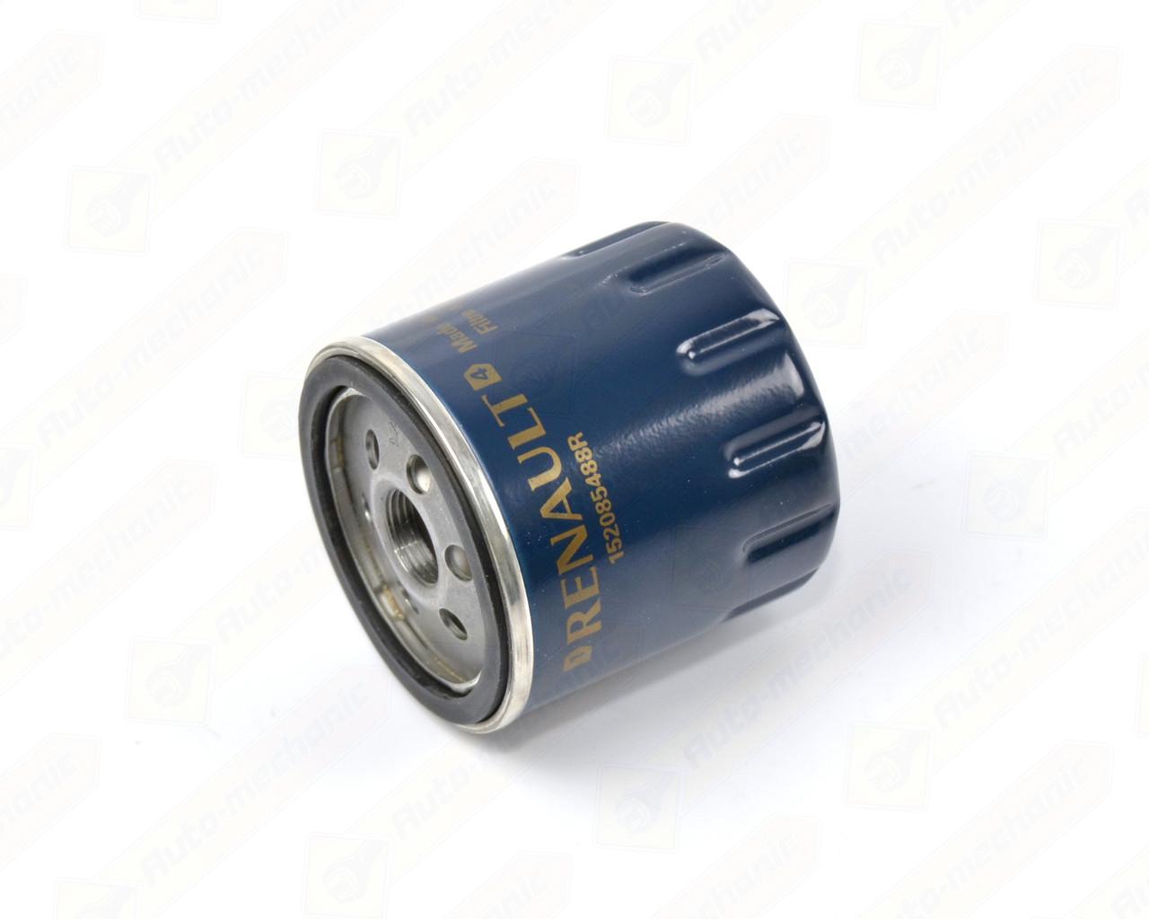 Фільтр масла на Renault Duster, Renault (Оригінал) - 152085488R