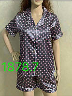 Пижама шелк 345, фото 1