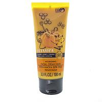 """Крем-маска для обличчя """"Гарбуз, мед, куркума"""" - Bio World Botanica Cream"""