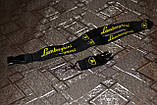 Шнурок на шею для ключей  Lamborghini   чёрный, фото 2