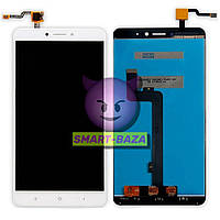 Дисплей XIAOMI Mi Max 2 с белым тачскрином orig