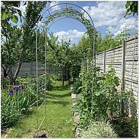 Садовая арка 2700*1000*500 (д13)