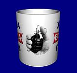 Кружка / чашка Жека всегда прав, фото 2