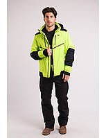 Лыжный костюм мужской (горнолыжный костюм) распродажа Avecs 70287 50 размер Распродажа