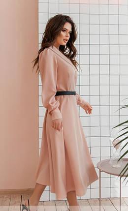 Оригінальне плаття з рогожки Розміри 42-44,46-48, фото 2
