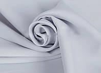 Портьерная ткань для штор Блэкаут светло-серого цвета (Sunrise HXN BK220-18/280 BL)