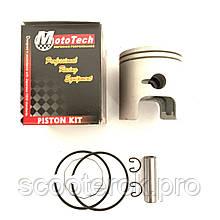 Поршень Suzuki AD 100 52,5 мм +0,75, к-кт, Mototech