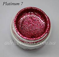 Платиновый гель паста №7 (RED)