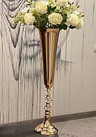 Подставка напольная для цветочных композиций (Горный хрусталь)
