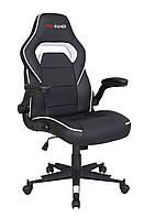 Кресло компьютерное игровое спортивное STRIKE НАЛИЧИЕ НАЛОЖКА