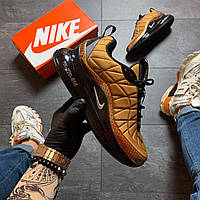 Мужские кроссовки Nike Air Max 720-818 Brown Black