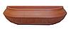 Вазон вуличний балконний GrunWelt 750