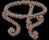 Подставка кованая GrunWelt 450