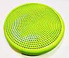 Балансировочная подушка (диск) салатовая