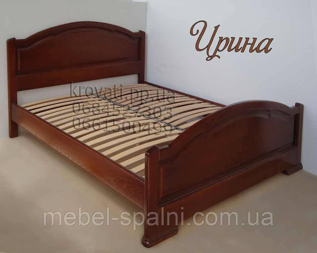 Кровать деревянная «Ирина» - витрина 3