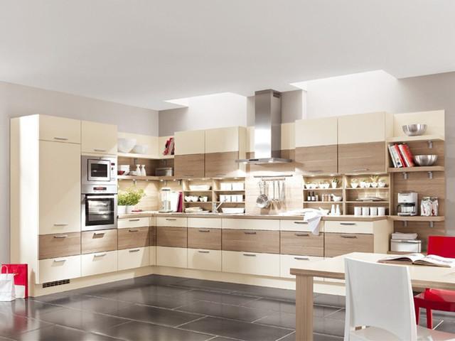 На фото: кухня выполненная по индивидуальному проекту