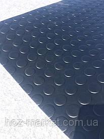 Антискользящее покрытие автодорожка монетка 1,5м*7,4м