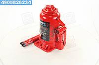 ⭐⭐⭐⭐⭐ Домкрат бутылочный, 20т, красный H=230/430 (Дорожная Карта)  JNS-20