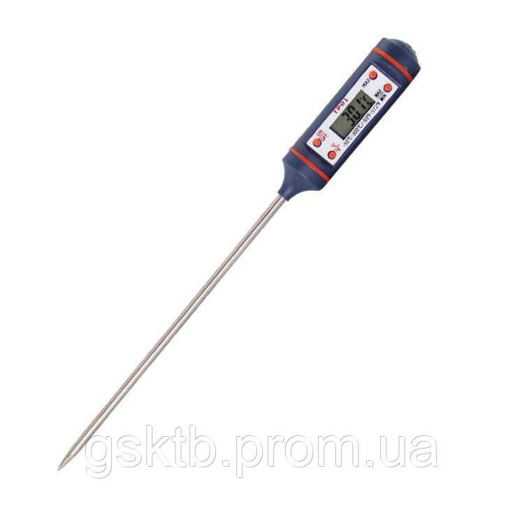 Термометр с Поверкой  TP01 - пищевой для мяса, молока, вина