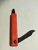 Окулировочный садовый нож для прививки растений