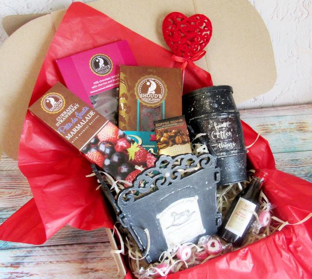 Подарок на День Валентина. Подарок на 14 февраля. Подарок на День Влюбленных