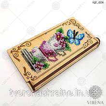 Коробочка-конверт для грошей